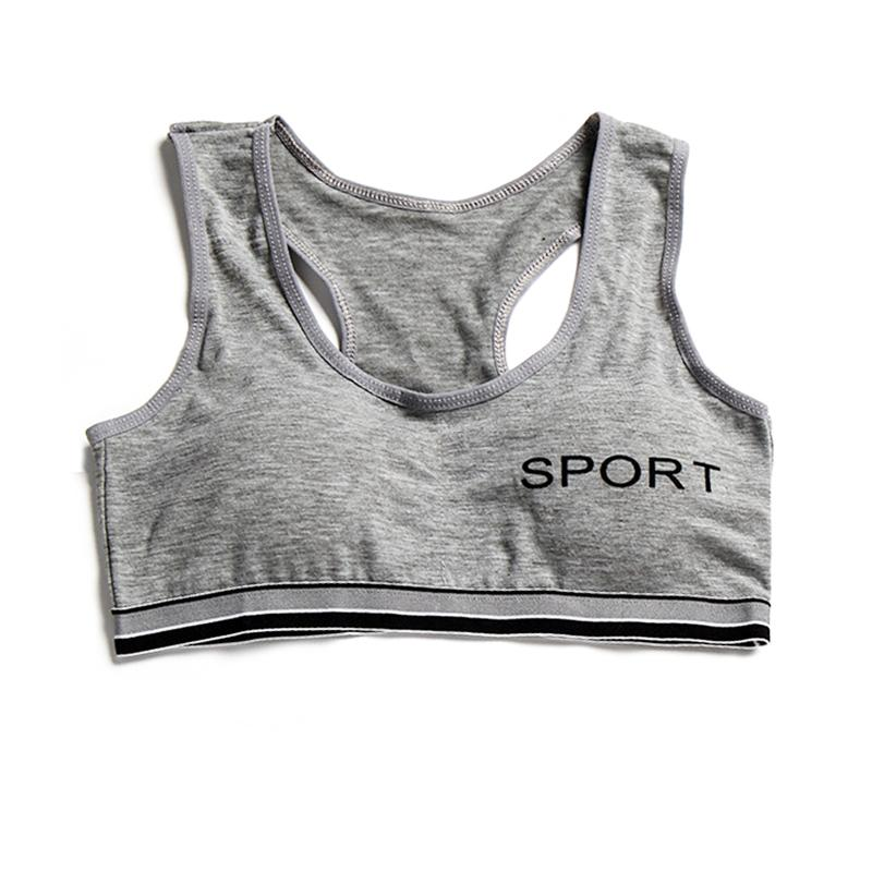 1f11f10ace1 2019 Girls Women Tank Tops Tees 2018 Summer Padded Bra Seamless Bras Strap Camisole  Cami Vest Camis Female Fitness Tank Tops KH839811 From Liasheng04