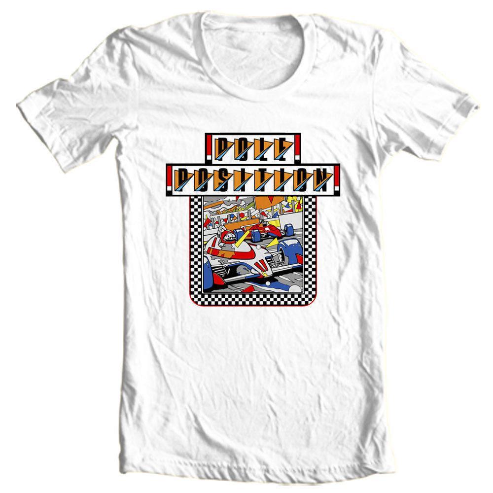 7b8b520e Make Your Own Shirt Novelty Men O Neck Retro Old School Arcade Video Game  Short Sleeve Tees Best Tee Shirt Sites Online Funky T Shirts From  Vistaprinthirt, ...