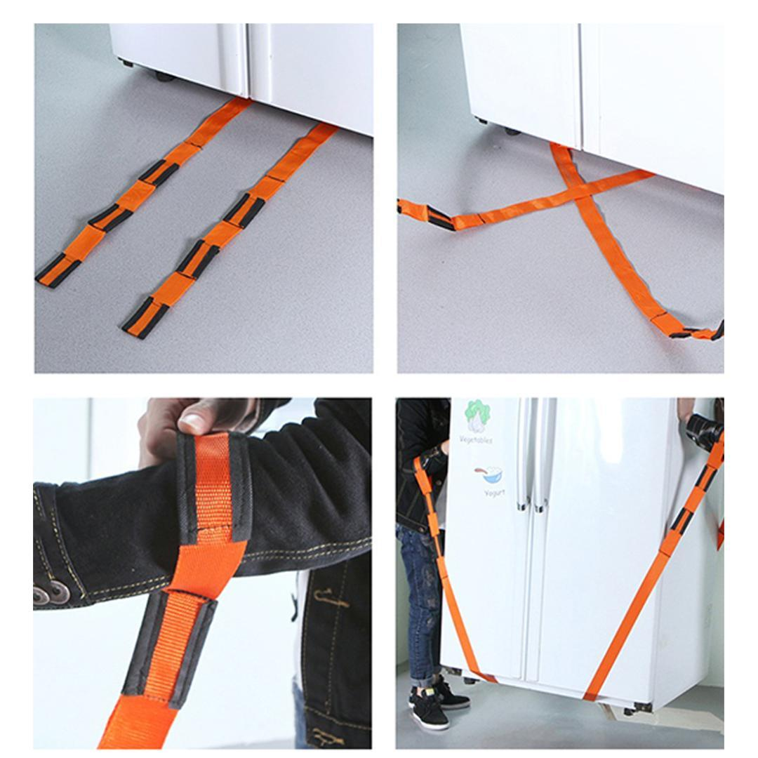 Furniture Accessories 4 In 1 Lifting Furniture Moving Strap Moving House Strap Forearm Forklift Lifting Moving Strap