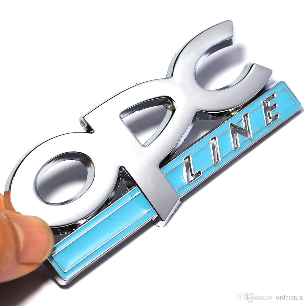 Adesivo in metallo 3D OPC LINE Emblem Car Side Fender Badge OPEL Zafira b Corsa d Insignia Mokka Regal Astra g h Vectra c