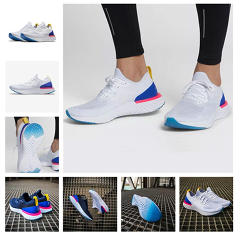 the latest 90cf9 395f9 2019 New Epic React Fly More Colors More Go Women Mens Men Luxury Designer  Running Brand Shoes Trainers Sneakers From Cheapsshoes,  107.55   DHgate.Com