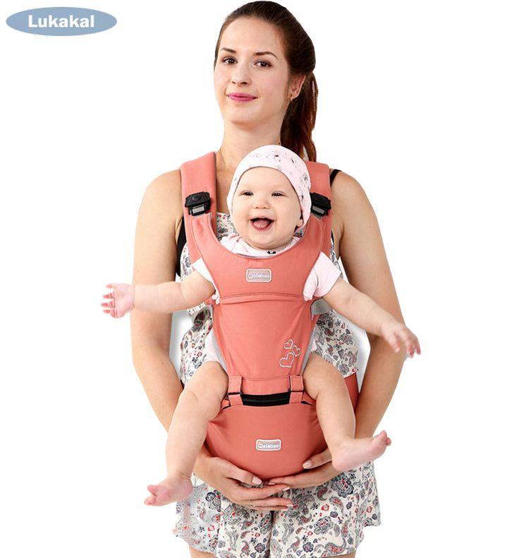 Acheter Ergonomie 1 36M Porte Bébé Hipseat Respirant Portable Kangourous  Bébé Sac À Dos Pour Carring Enfants Wrap Infantile Sling De  35.21 Du  Cornemiu ... f994d36c4e1