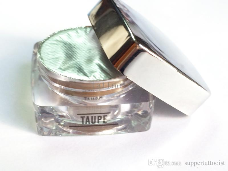 5 Teile / los Biotouch Permanent Make-Up Pigment Pro TAUPE Tattoo Tinte Set Für Augenbrauen Lip Eyeliner Make-Up Microblading Drehmaschine