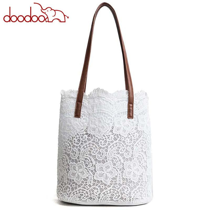 2018 woman brand bags new summer Women Messenger Bag Single Strap Shoulder Bag Lady Lace Crossbody Bags women handbag Y18102904