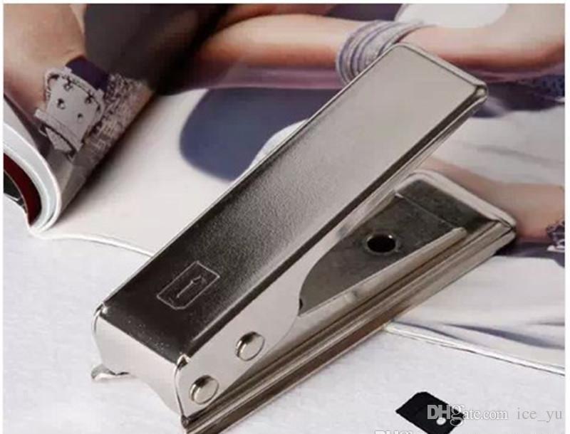 High precision Standard or Micro SIM Card to Nano SIM Cut Cutter For iPhone 5 6 7 Brand New Hot Selling