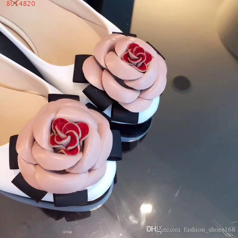 New Appival fashion women ladys flowers summer flat heel office&career party dress wedding slip on loafers moccasins Genuine Leather