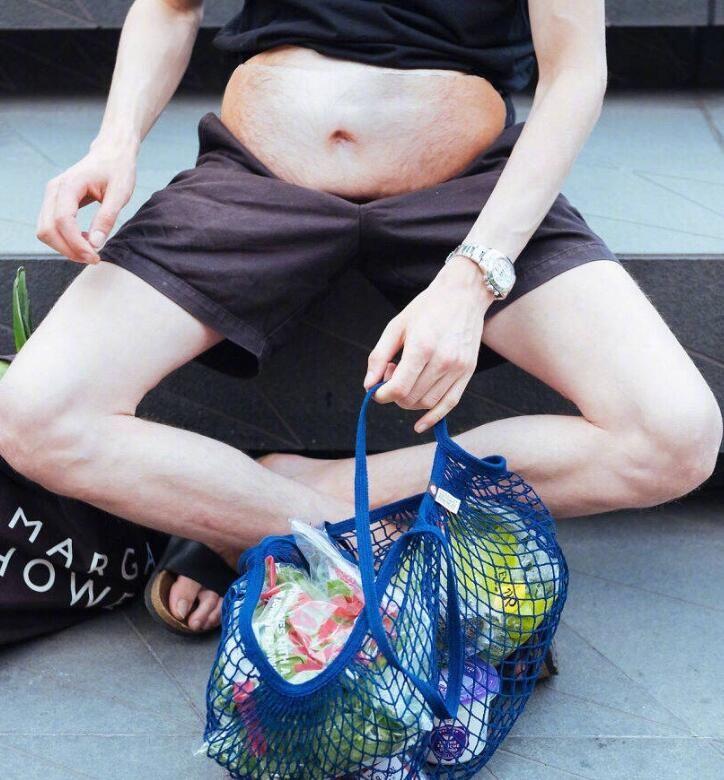 Erkek Kadın Moda Baba Bod Çanta Komik Bira Göbek Cep Bel Çantaları Vaka Spor Bel Dadbag Çanta 300 adet