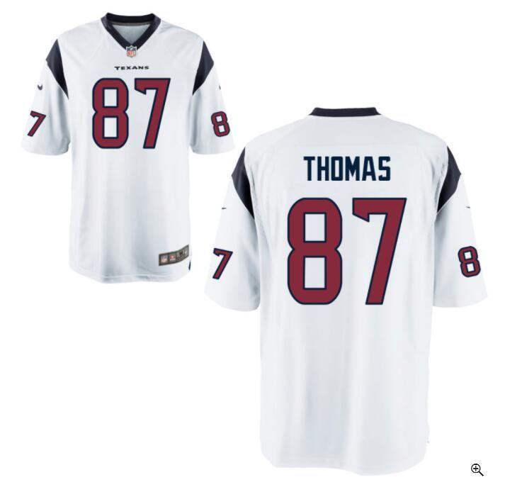 watch ee8f8 93ebe Women's 87 Demaryius Thomas Jersey Deshaun Watson Houston Texans JJ Watt  camo salute to service woman american football jersey womens new