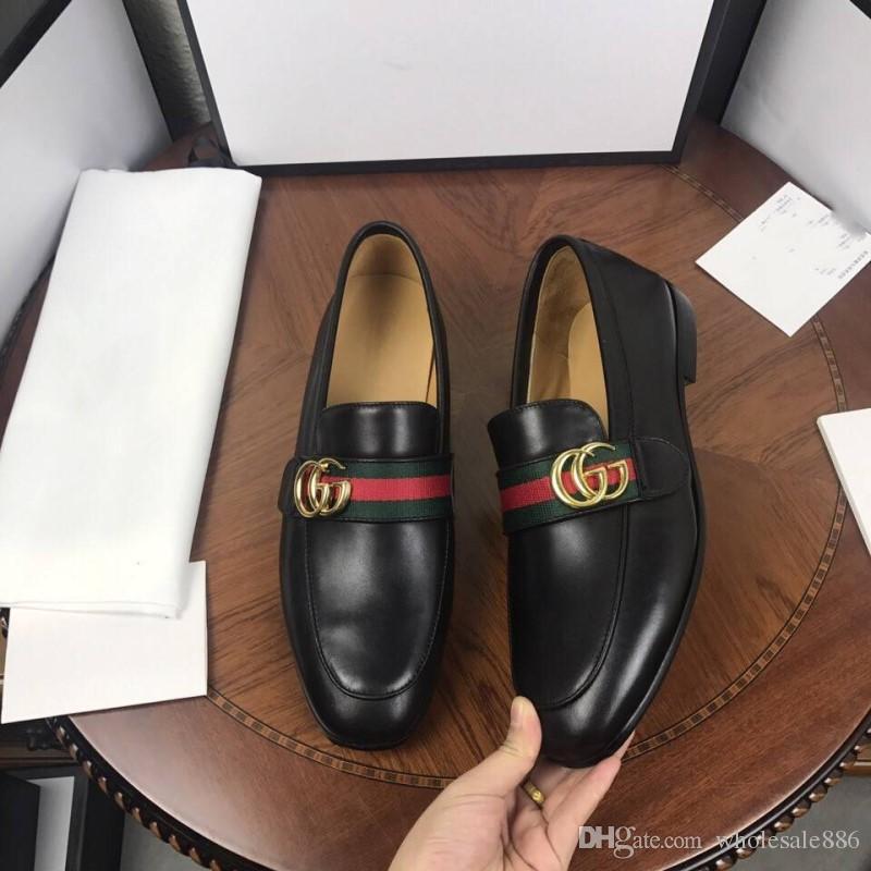 Marchio di alta qualità Formali scarpe eleganti gli uomini delicati in vera pelle nera scarpe a punta degli uomini business oxford scarpe casual shippin libero