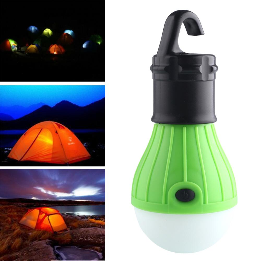 Outdoor Hanging LED Camping Tent Light Bulb Fishing Lantern Lamp Light