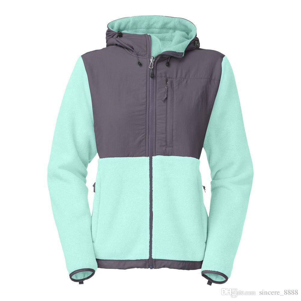 bce10901e30 Fashion Winter Women Thick Fleece Hoodies Sweatshirt Slant Zipper Hoodie  Sport Outerwear Long Coat Plus Size SoftShell Down Hooded Jacket Lightweight  Jacket ...