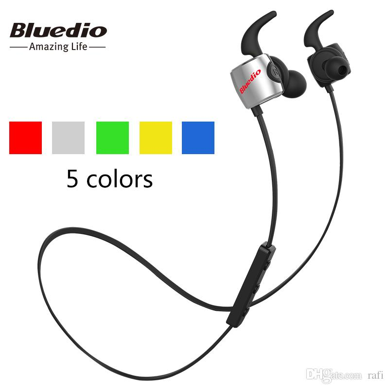 464ed4b9b5b 2018 New Bluedio TE Bluetooth Earphones Wireless Headphones In Ear Earbuds  Stereo Sport Earbuds With Microphone By Dhl 50 Cent Headphones Best Earbuds  Under ...