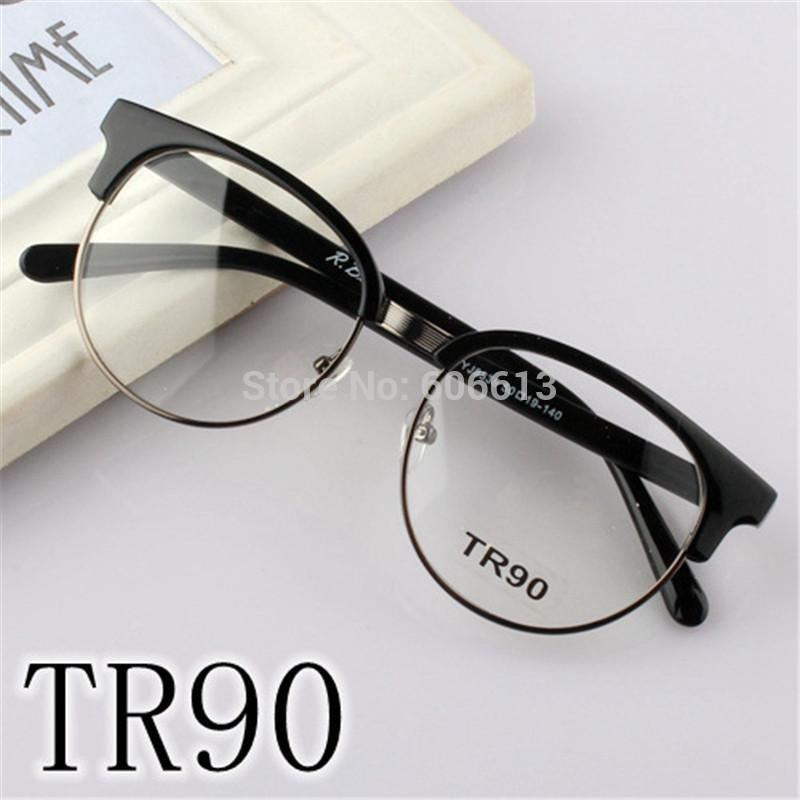 555515d7d4 2019 Most Popular TR90 Optical Full Frame Glasses Flexible Myopia Glasses  Men Women Optical Eyeglass Frame Eyewear From Lbdwatches