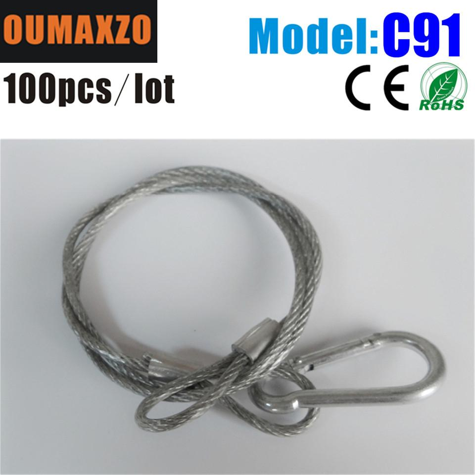 Corrosion Resistant Coated Pvc Stage Steel Wire Rope Safety Cable ...