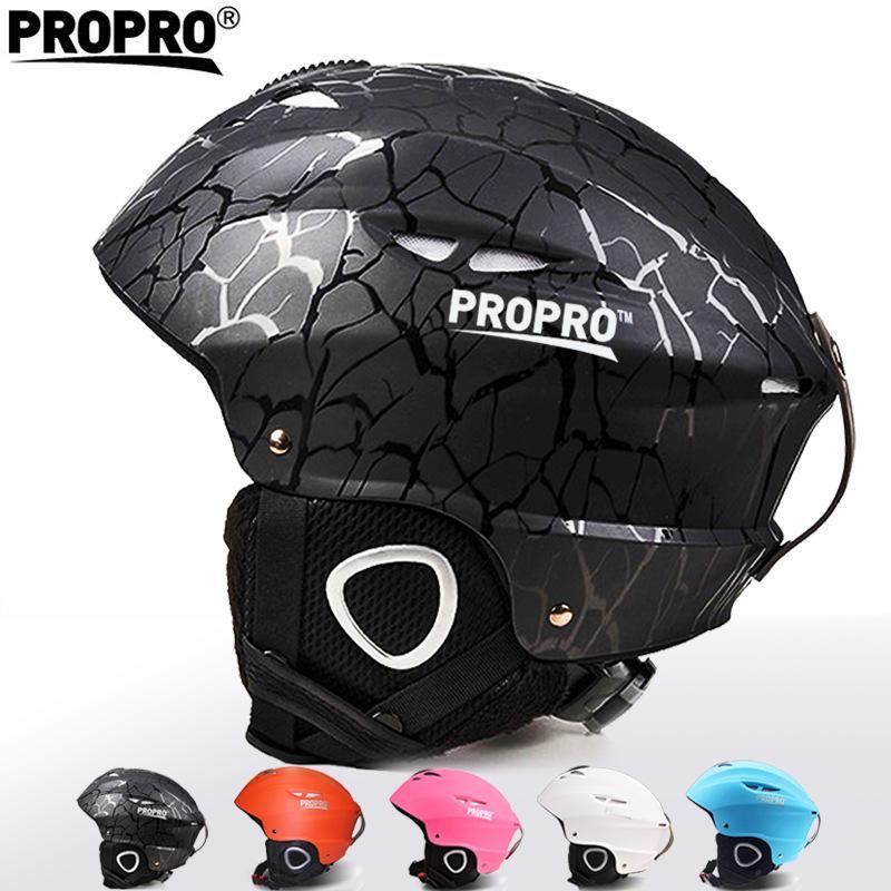 Sports & Entertainment Bicycle Accessories Bright Professional Protective Men And Women Adult Lightweight Double Veneers Helmet Ski Sports Tool Equipment Ski Helmet