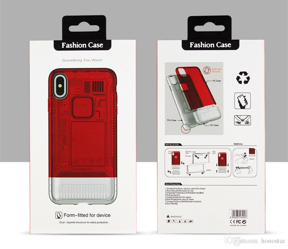 two tone iphone xr case