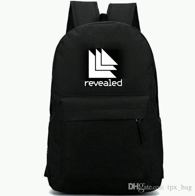 Revealed Backpack Henry Jackman Daypack Top DJ Music Schoolbag Leisure  Rucksack Sport School Bag Outdoor Day Pack Dakine Backpack Best Backpack  From Tpx bag ... e1433cecd578a