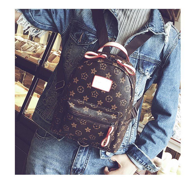 Vintage Women Backpack Pu Leather School Bag For Teenagers Punk Rivet  Female Travel Bags Black Bolsos Mujer PU School Bag Superme School Bag Girl  Backpack ... a909a2c1847ed