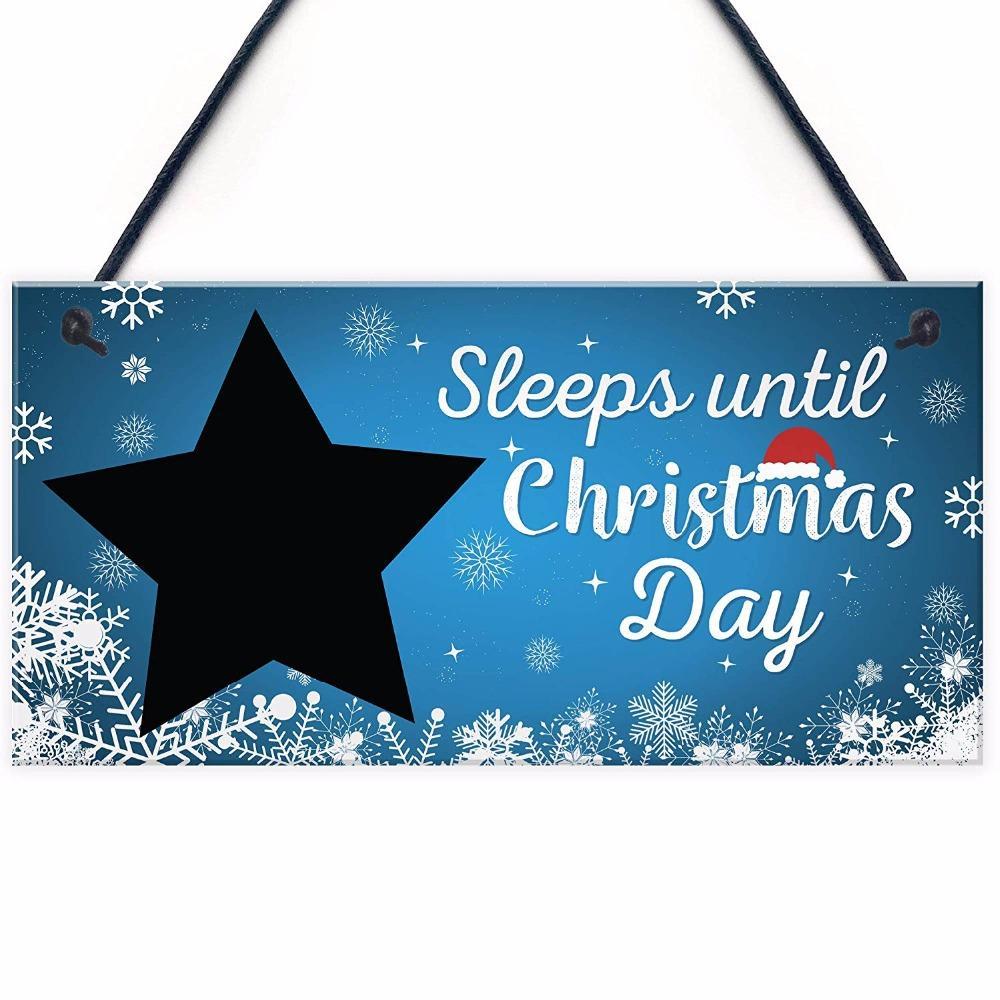 Großhandel Meijiafei Tafel Weihnachten Countdown Aktivität Advent ...