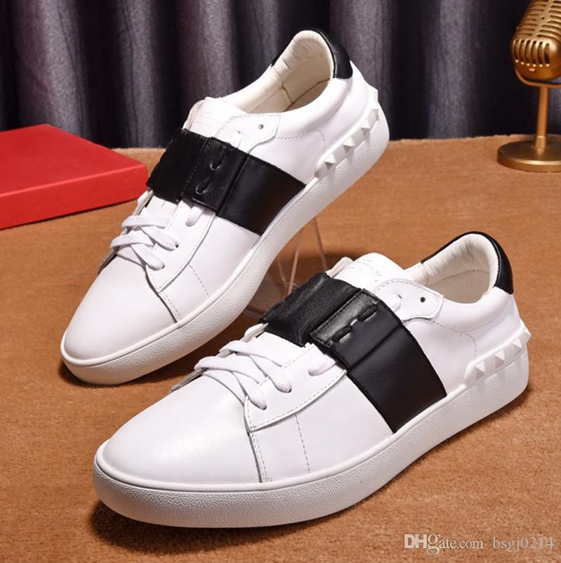 0560ad416 Wholesale Cheap Men And Womens Luxury Designer Sneakers Open Shoes ...