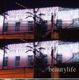Cuarto de matrimonio que adorna los suministros decoración de la tienda  hotel decoración boda fondo 10M de ancho 1M de altura, 448 luces de cortina  ...