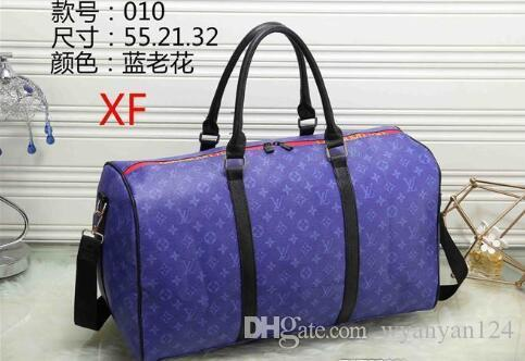 f3157fe5d7 2018 New Fashion Men Women Travel Bag Duffle Bag