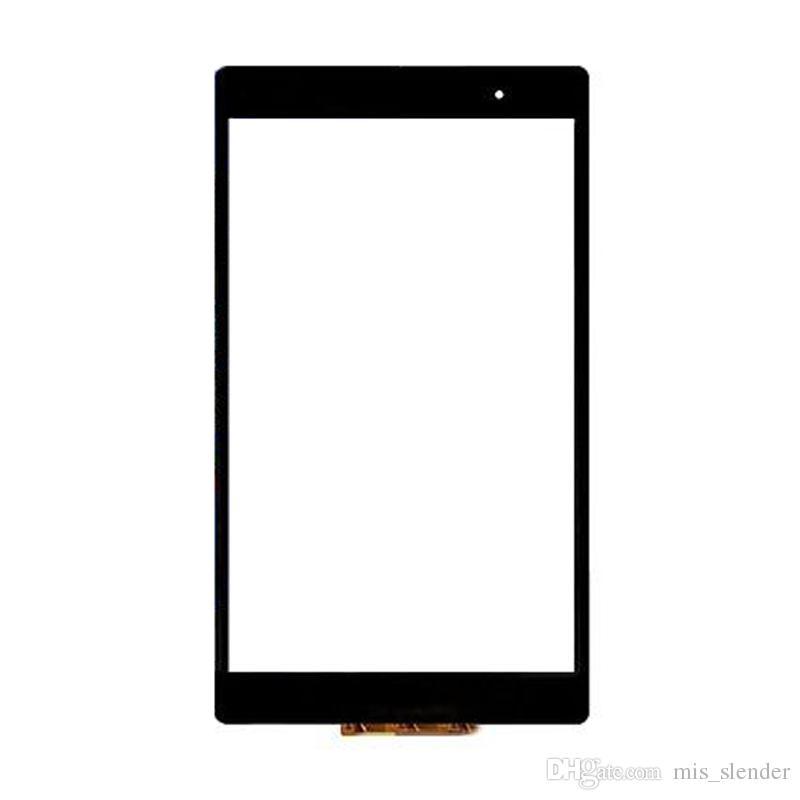 20 UNIDS Probado para Sony Xperia Z3 Tablet Pantalla Táctil Compacta LCD Panel Externo 8.0