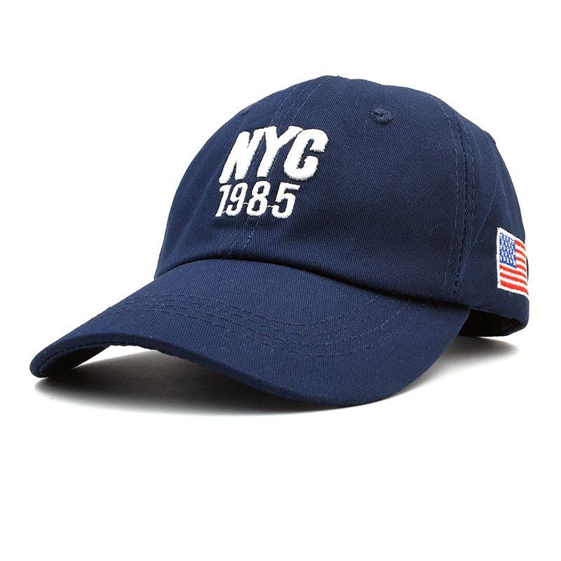 a97c6e9676b New Style NYC 1985 Hat Make America Great Again Hats Women Caps Brand Flag  Caps USA Baseball Cap Men Outdoor Sports USA Baseball Cap Shop Flexfit Caps  From ...