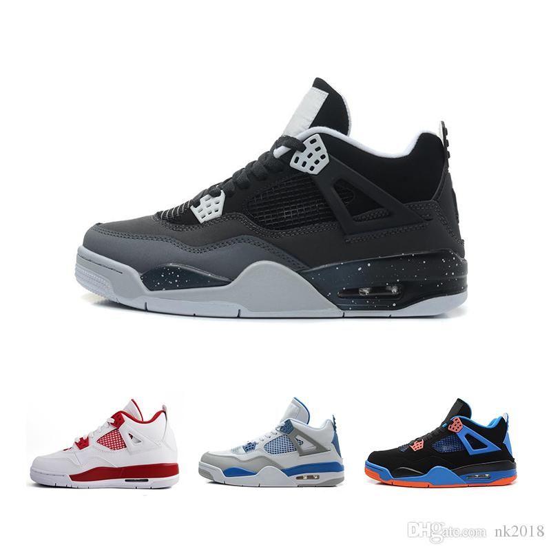 Nike De 4s 2018 Chaussures Acheter Max Pour Basketball Air Hommes Bxqdff6v