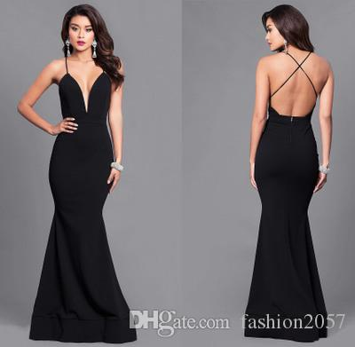 f1850e06a9 Evening Dress 2018 Classic Explosion Models Europe And the United ...