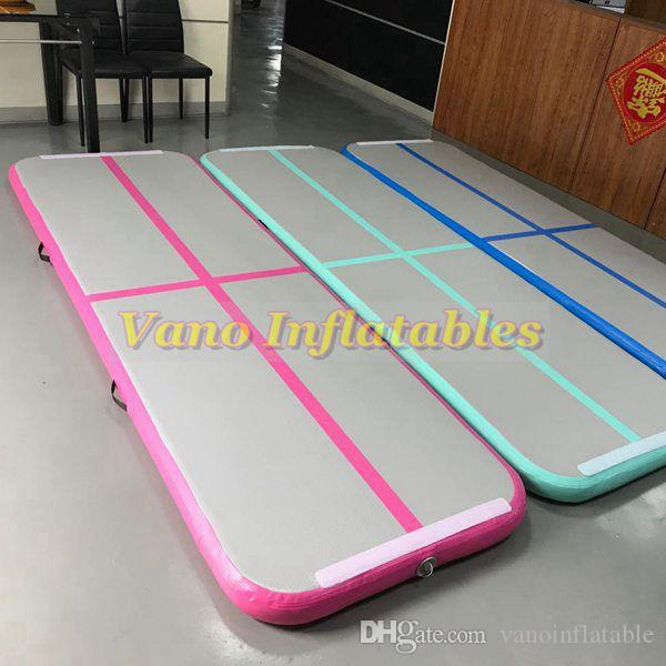2018 Cheap Air Tracks Mat Track Gymnastics Equipment