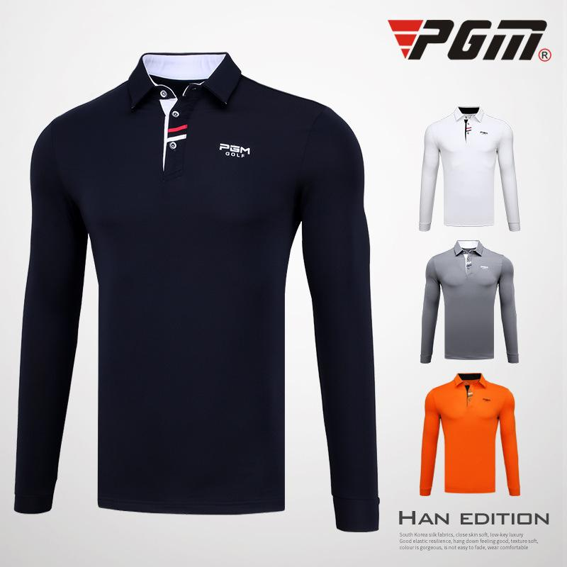 28ef2c9ed Production Golf Autumn And Winter Clothes Man Long Sleeve T Pity ...