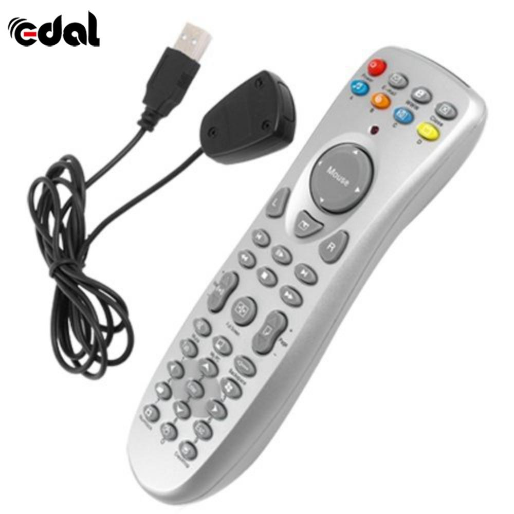 PC Remote Control Universal Infrared Remote Controller Digital Controller  Media PC Computer and USB Cable sz03