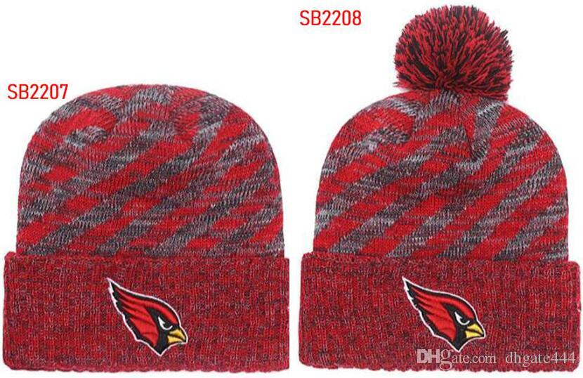 25e2280033827 2019 Winter Hat Cardinals Beanie Steel Stripes Sideline Cold Weather  Graphite Sport Knit Hat Wool Bonnet Warm Official Reverse Cap Beanie From  Dhgate444