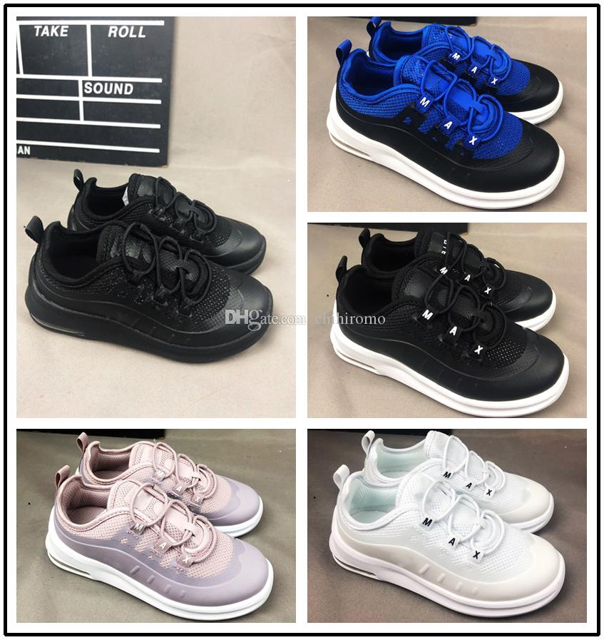 d7e1ef31d754 Designer Baby Kids 98 98s Running Shoes Gundam Triple Black White Children  Casual Sports Sneakers For Boys Girls Size 24 35 Cool Kids Shoes Good Shoes  For ...