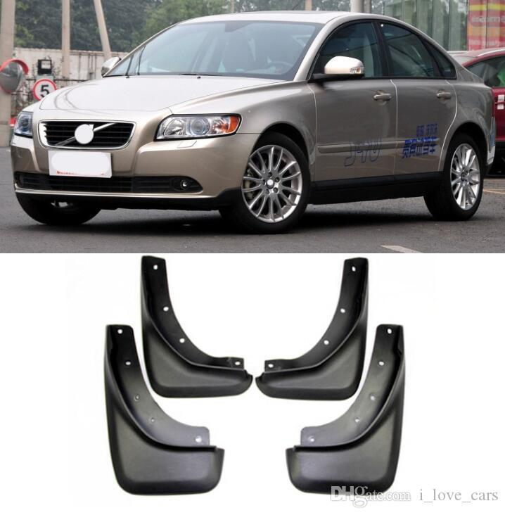 2019 auto mudflaps fit for volvo s40 2008 2009 2010 2015 mudguards