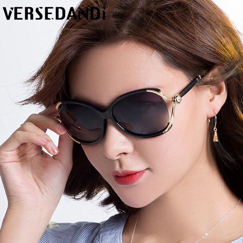 Para Compre Estilo Redondo De Mujer Sol Gafas Moda Polarizadas yYgf76Ivmb