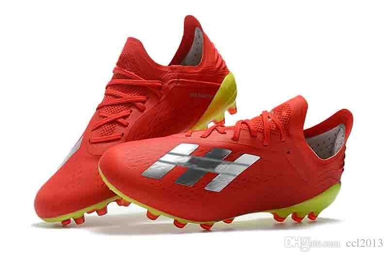 Ag X 18 De Zapatos Para Fútbol Compre Hombre Calzas De New Style 1  nWvpUqpwS6 a7ded9f3439c4