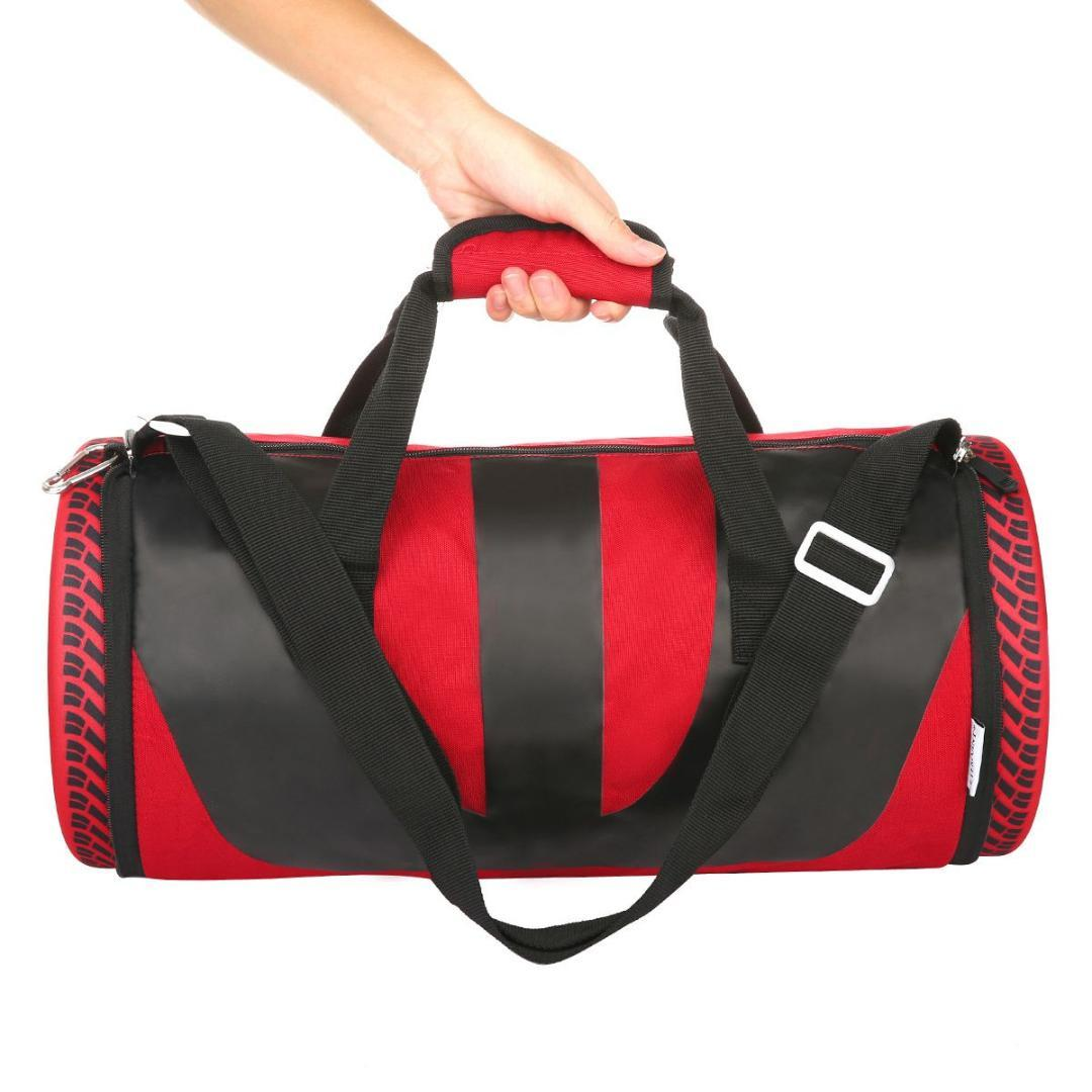 WOSAWE Tyre Shape Gym Sport Duffel Bag For Travelling Vacation Home ... 378d225836fa1