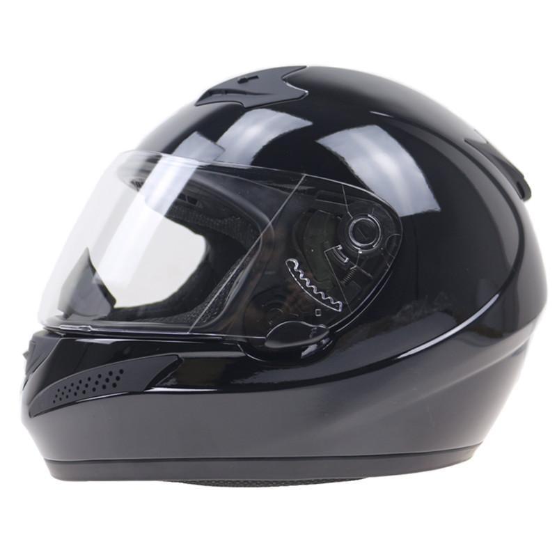 Acheter Geniune Thh Casque De Moto Intégral Casque De Vélo Urbain