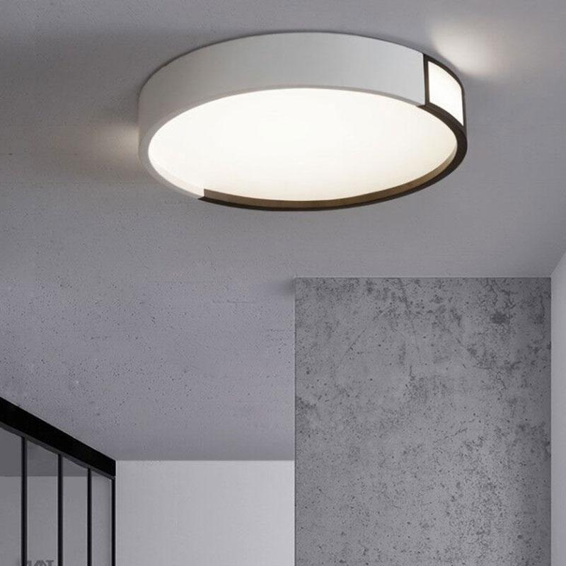 Acquista Plafoniera A LED Moderna Lampada A Pannello Soggiorno ...