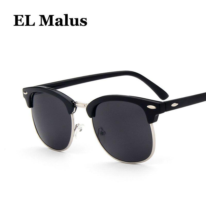 fashion Oval Matel Frame Sunglasses Children Kids Uv400 Pink White Gray Lens Mirror Vintage Sun Glasses Boys Girls Latest Technology Hearty el Malus