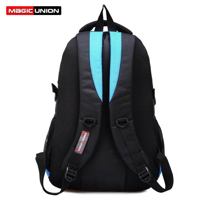 MAGIC UNION Children School Bags High Quality Nylon Backpacks Lighten Burden On Shoulder For Kids Backpack Mochila Infantil Zip