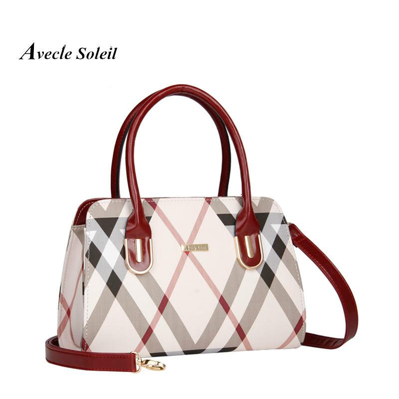 3bb9f9358d17 2018 Luxury New Mother Messenger Bag Simple Wild Fashion Europe And The  United States Handbags Wholesale Travel Duffle Women Bags Leather Handbags  Handbags ...