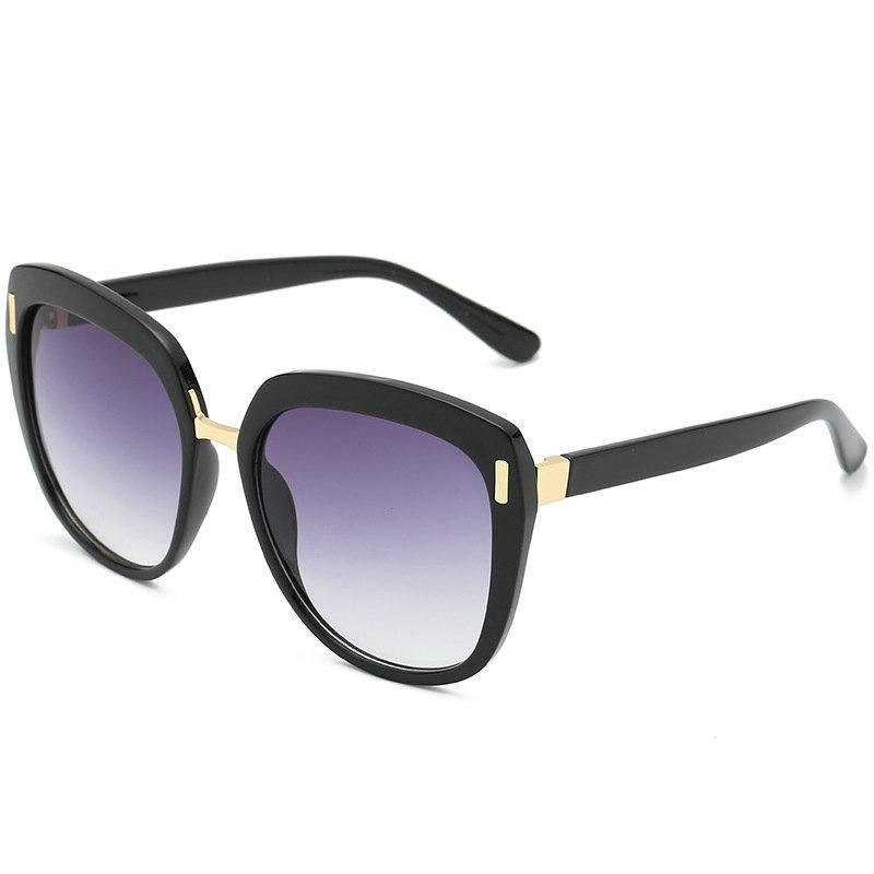 0b58b5d06ea Square Sunglasses Oversized Big Frame Vintage Women Brand Designer Luxury  2018 New Fashion Trendy Popular Sun Glasses UV400 FML Eyeglasses Sunglasses  Hut ...