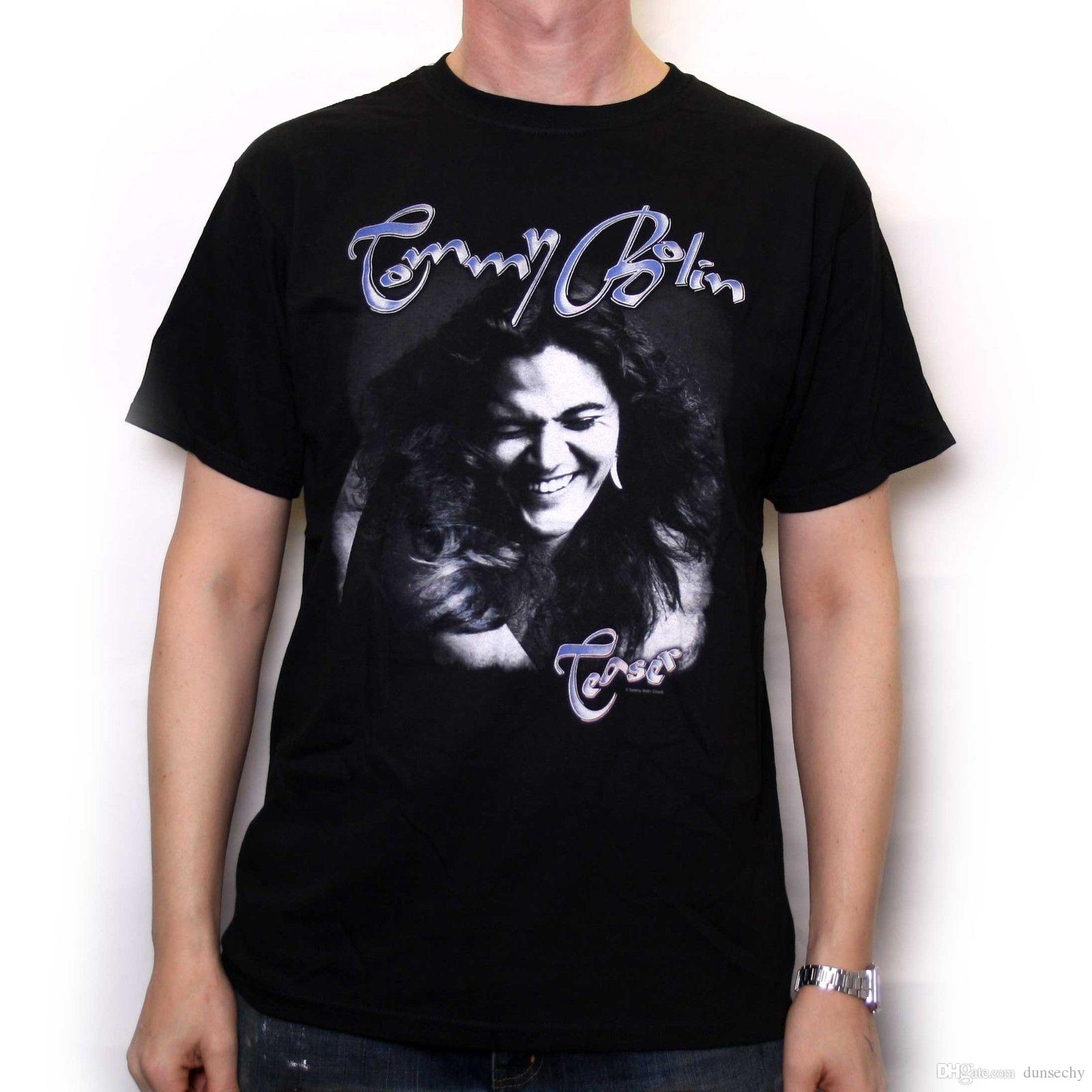 Tommy Bolin Shirt Music