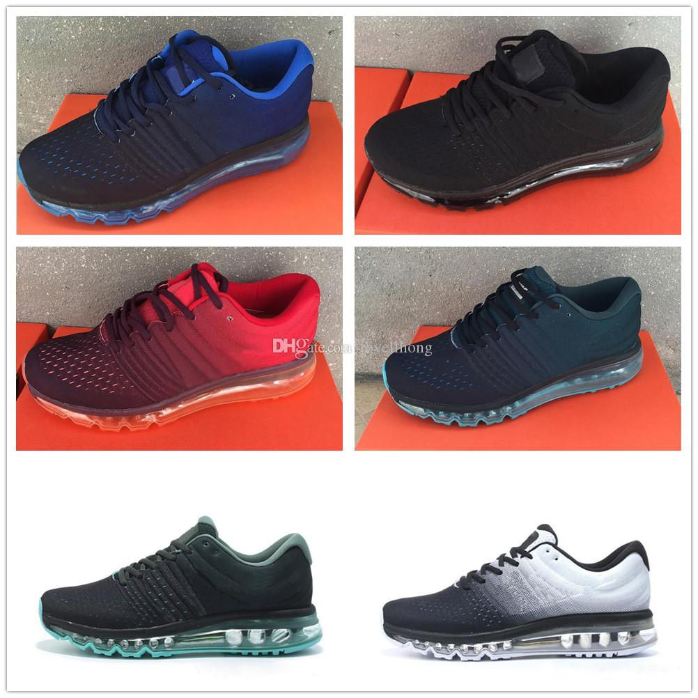 new concept f7646 c3d3e Acheter Nike Air Max Vapormax Airmax Livraison Gratuite 2018 2017 Nouvelle  Arrivée Hommes Femmes Chaussures Hommes Sneaker 2017 Haute Qualité Hommes  Casual ...