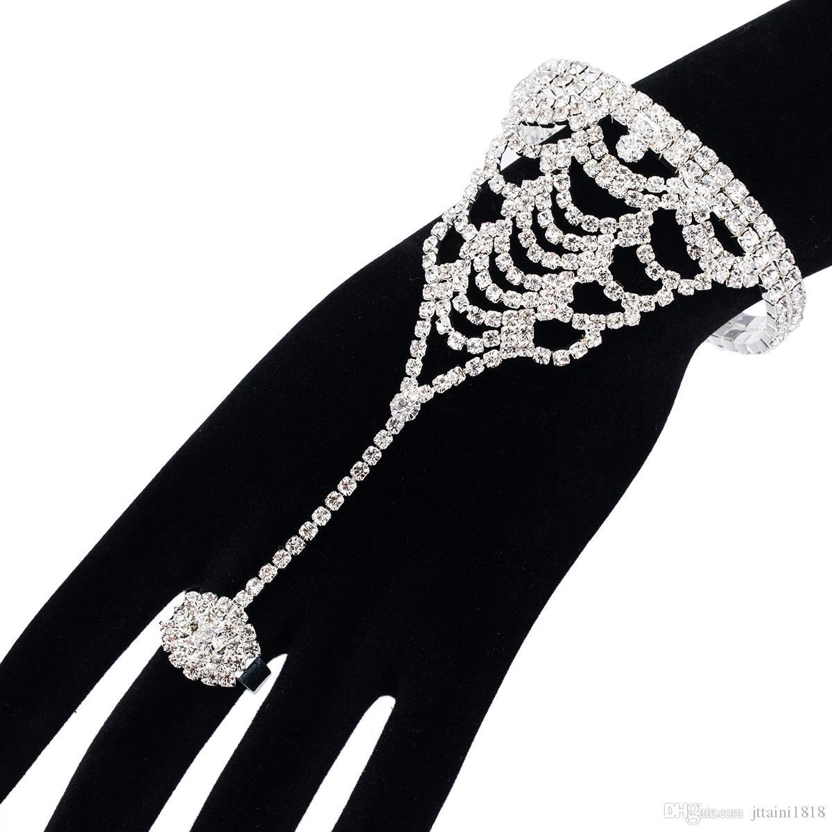 Rose Kettenglied-Armband-Frauen-Armband-Armbänder der Vinterly Rose der Großhandelsfrauen für Frauen geben Verschiffen-Schmucksachen B184 frei