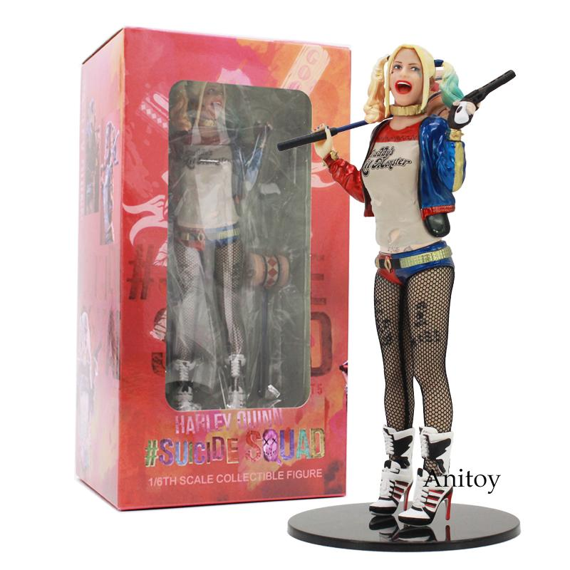 Suicide Squad Harley Quinn 1/6th Scale Collectible Figure Toy 18cm figure toy toys toys