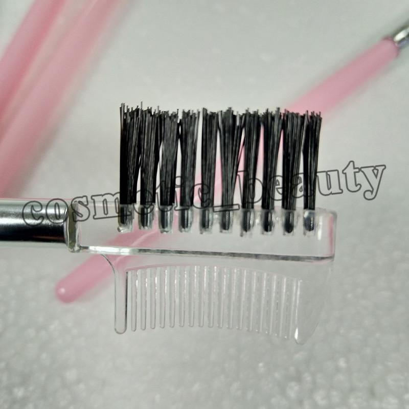 2018 Fábrica de belleza directa Pincel de maquillaje Pincel de maquillaje de color rosa 5 unids / set pincel de cosméticos Envío libre de DHL + REGALO